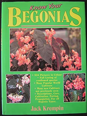 Know Your Begonias
