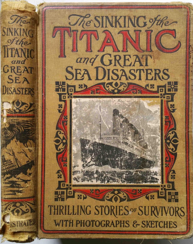 voyage on the great titanic summary