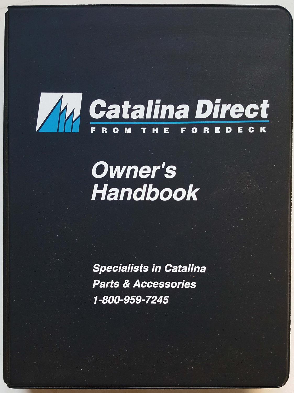 Catalina 25 Owner's Handbook and Catalog