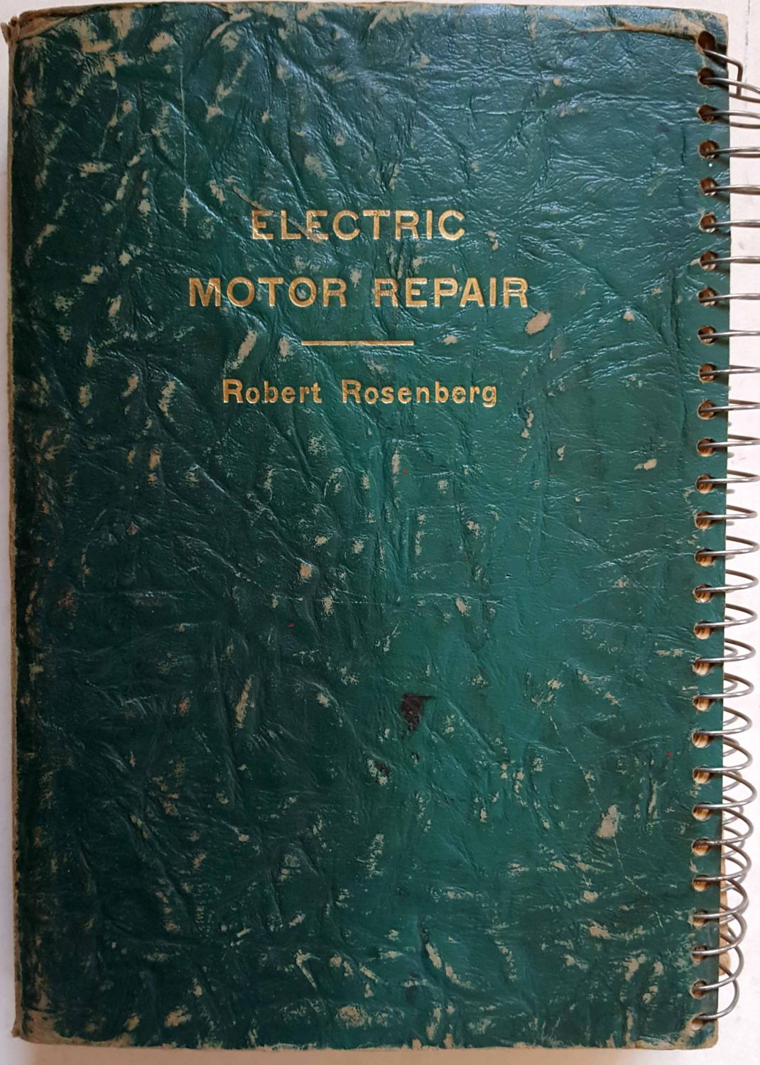 electrical motor winding books | Automotivegarage.org