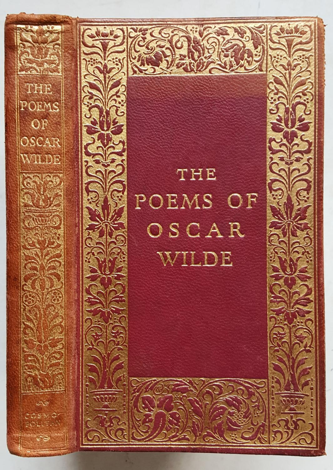 The Poems Of Oscar Wilde
