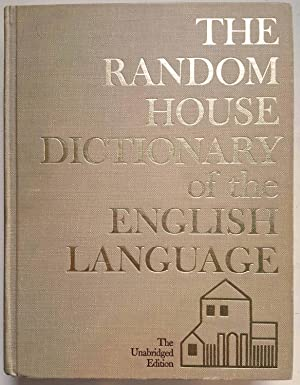 The Random House Dictionary of the English: Jess Stein, Laurence