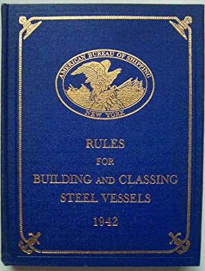 Rules for Building and Classing Steel Vessels