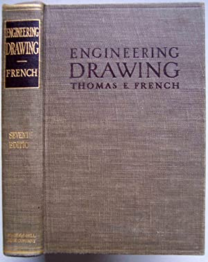 A Manual of Engineering Drawing for Students: Thomas E. French