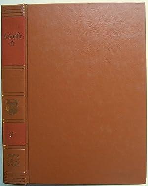 The Works of Aristotle, Part II (Great: Robert Maynard Hutchins