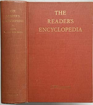 The Reader's Encyclopedia: An Encyclopedia of World: William Rose Benet