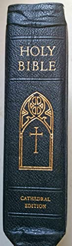 The Family Rosary Edition of the Holy Bible: Reverend John P. O'Connell (Editor)