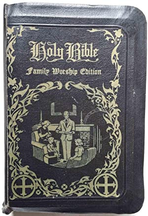 The Holy Bible, Family Worship Edition, Authorized
