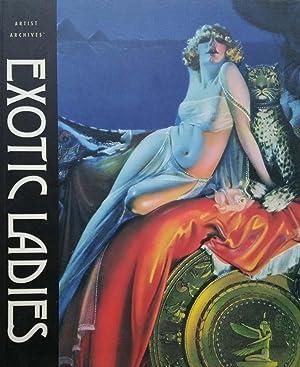 Exotic Ladies (Artist Archives): Max Allan Collins