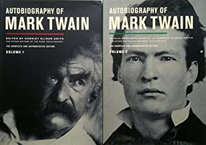 Autobiography of Mark Twain: The Complete and Authoritative Edition, Volumes 1 and 2