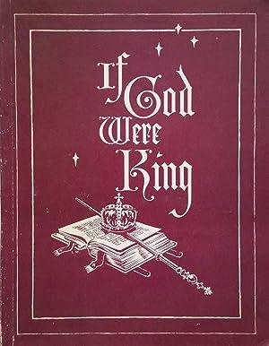 If God Were King: Alvin N. Rogness