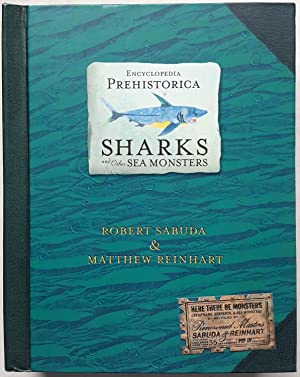 Encyclopedia Prehistorica Sharks ad Other Sea Monsters