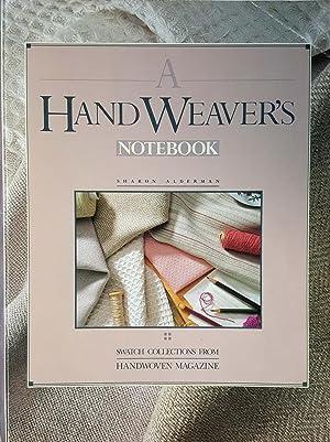 A Handweaver's Notebook: Sharon Alderman