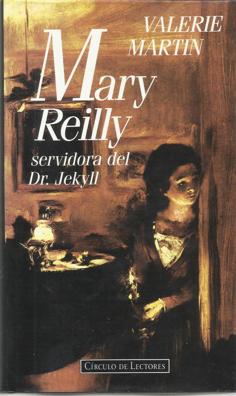 mary reilly novel