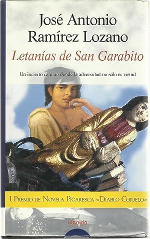 Letanias de San Garabito: Lozano, Jose Antonio