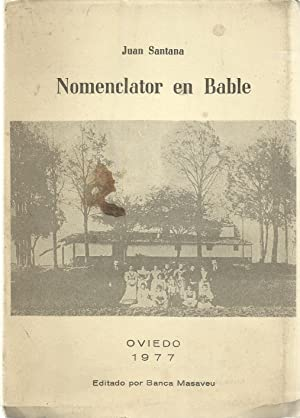 Nomenclator en Bable