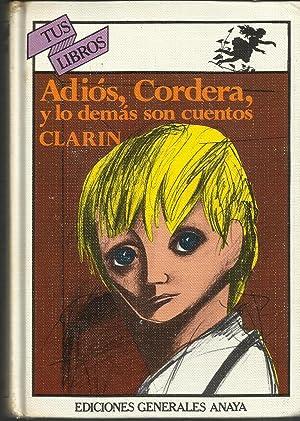 adios cordera characters