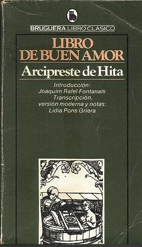 El libro del buen amor (Libro clásico: Arcipreste de Hita