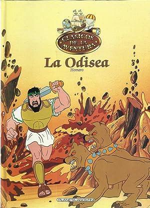 La Odisea: Homero - Saro