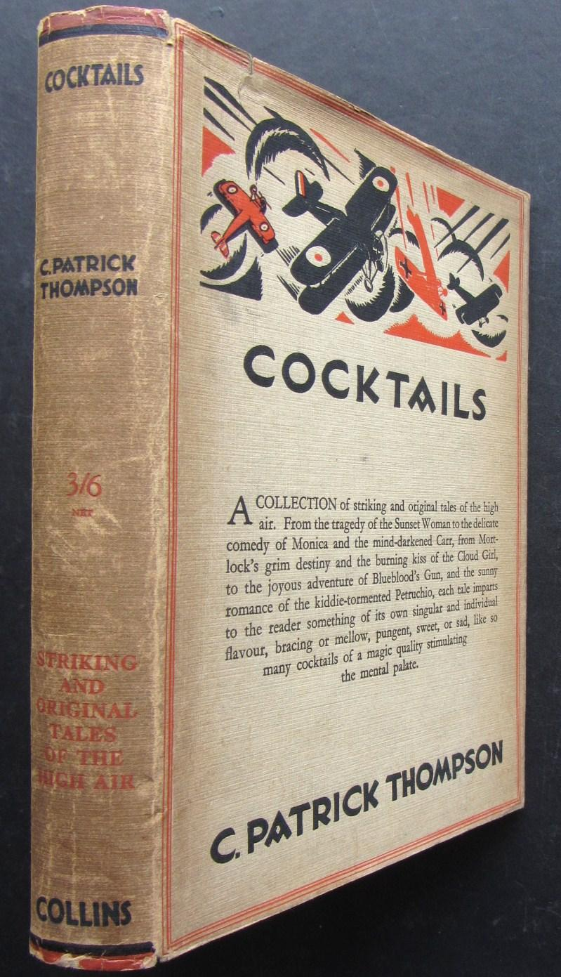 Cocktails, Striking and Original Tales of the High Air Thompson, C. Patrick