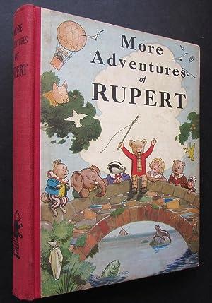 Rupert Annual 1937, More Adventures of Rupert: Bestall, Alfred