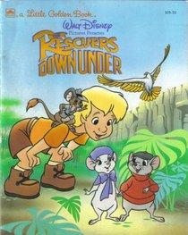 Walt Disney Pictures Presents the Rescuers Downunder