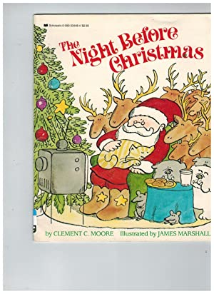 The Night Before Christmas: Moore, Clement Clarke