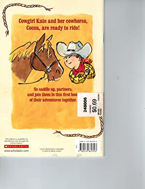 Cowgirl Kate and Cocoa: Erica Silverman