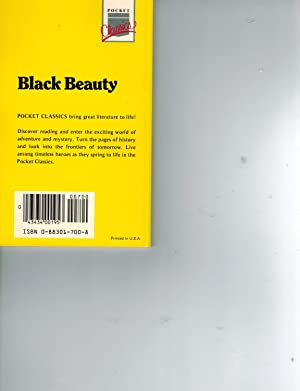 Black Beauty: Anna Sewell