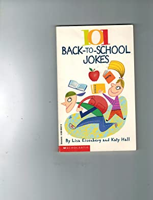 101 Back To School Jokes (rev): Eisenberg, Lisa;McMullen, Kate