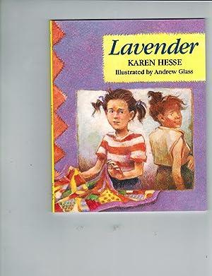 Lavender: Karen Hesse