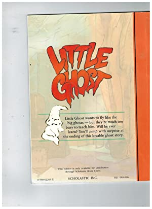 Little Ghost: Vivian French; John Prater