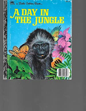 A Day in the Jungle; Golden Book: Patterson, Pat