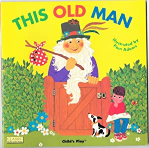 This Old Man (Classic Books With Holes): N/A (No author stated)