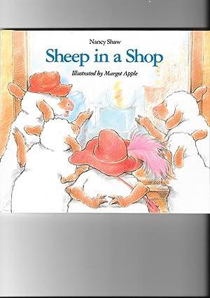 Sheep in a Shop: Shaw, Nancy E.