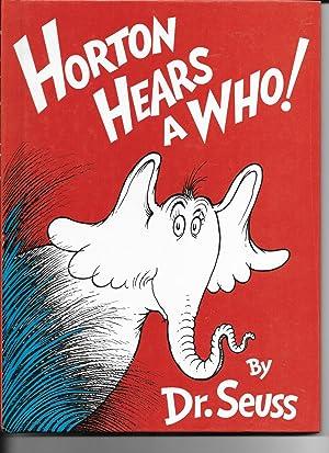 Horton Hears a Who! (Classic Seuss): Seuss, Dr.