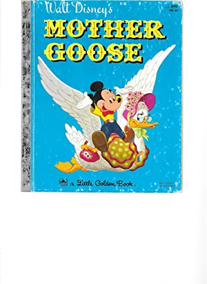 Walt Disney's Mother Goose: Little Golden Book]