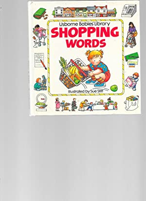 Shopping Words (Babies Library): Tyler, J.