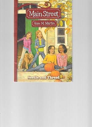 Main Street Needle and Thread: Ann M. Martin
