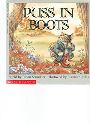 Puss in Boots (An Easy-to-read Folktale): Saunders, Susan