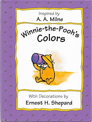 Winnie-the-Pooh's Colors: Milne, A. A.