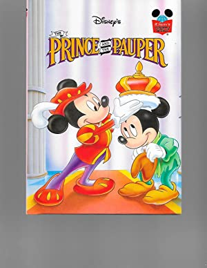 The Prince and the Pauper (Walt Disney's: No Author Stated