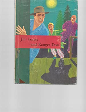 Jim Forest and Ranger Don: John and Nancy