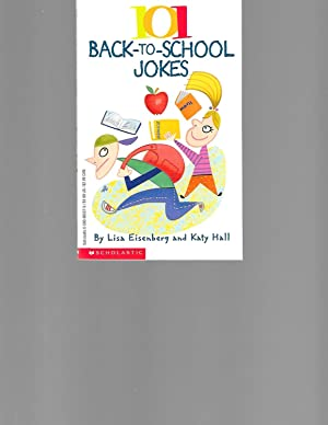 101 Back To School Jokes (rev): Eisenberg, Lisa; McMullen,