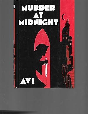 Murder At Midnight: Avi