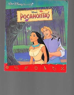 Disney's Pocahontas (Read-Along) (Book and Cassette): Walt Disney Productions