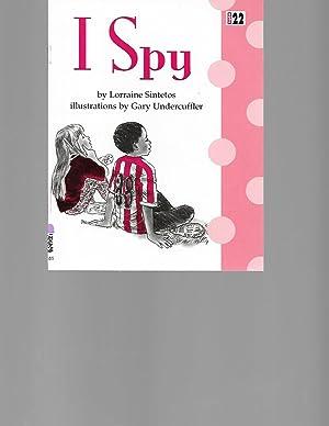 I SPY: LORRAINE SINTETOS
