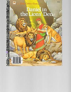 Daniel in the Lions' Den (A Little: Broughton, Pamela