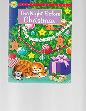 The Night Before Christmas (Storytime Books): Moore, Clement Clarke