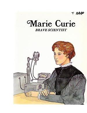 Marie Curie : Brave Scientist (Easy Biographies): Keith Brandt; Karen